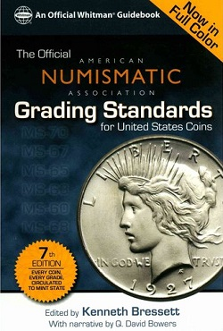 ANA Grading Standards book 7th ed.
