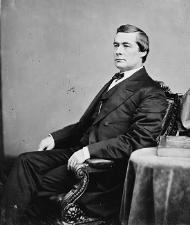 Senator Edmund Ross of Kansas