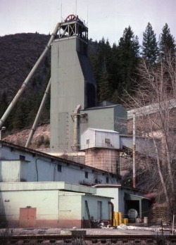 Idaho Silver Mine