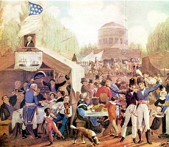 July 4th, 1819 celebration