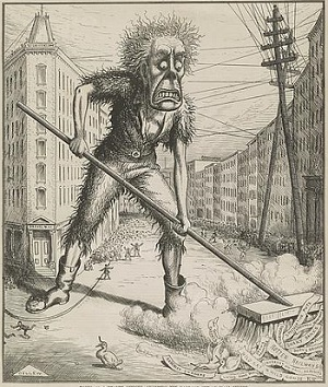 1873 Panic monster cleans out Wall Street mess