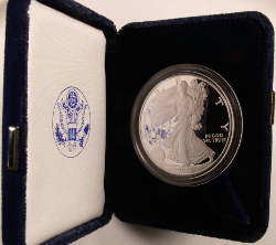 Silver American Eagle Proof
