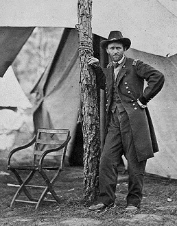 General Ulysses Grant Civil War June 1864