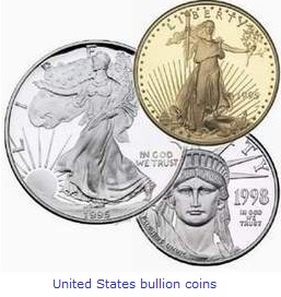 United States Bullion Coins