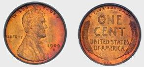 1909-S VDB Lincoln Cent