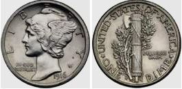 Investing in Rare Coins 1916-D