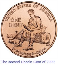 2009 Lincoln Cent 2nd