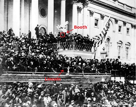 Lincoln's Second Inauguration Speech