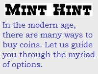 Mint Hint coin buying advice