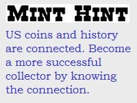Mint Hint US coins and history