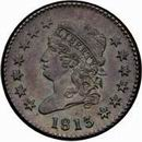 1813 Large cent obv