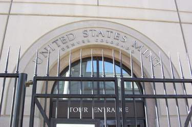 Denver Mint Entrance