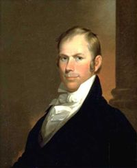 Henry Clay of Kentucky-Speaker of the US House