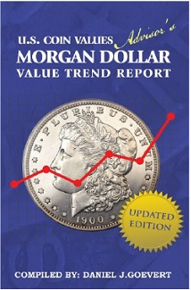 Morgan Dollar Value Trend Report