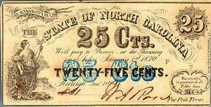 fractional currency of the Civil War