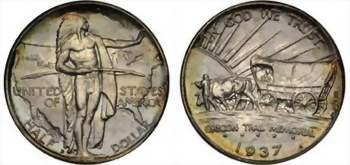Oregon commemorative coin