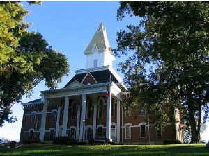 Price Memorial Hall on Dahlonega Mint foundation