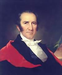Sam Houston portrait