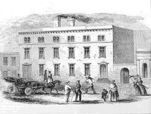The first San Francisco Mint