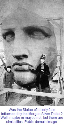 State of Liberty face