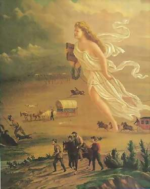 Manifest Destiny American Progress