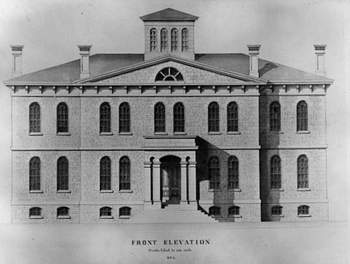 Carson City Mint drawing