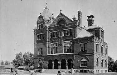 Carson City Courthouse
