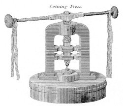 manual coin press