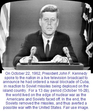 JFK and the Cuban Missile Crisis, October 1962