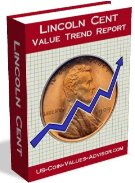 Lincoln Cent Value Trend Report small