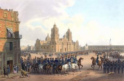 Conquest of Mexico City