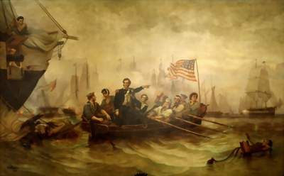 Oliver Hazard Perry and Battle of Lake Erie