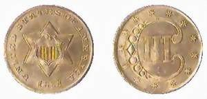 3 cent silver coin